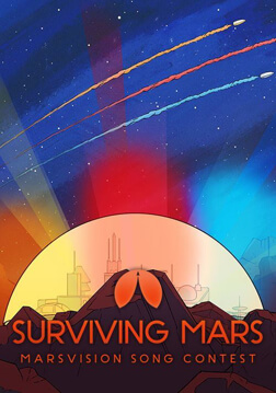 Picture of Surviving Mars: Marsvision Song Contest