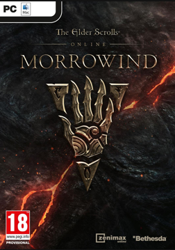 The Elder Scrolls Online - Morrowind Standard Edition