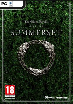 The Elder Scrolls Online: Summerset - Standard Edition