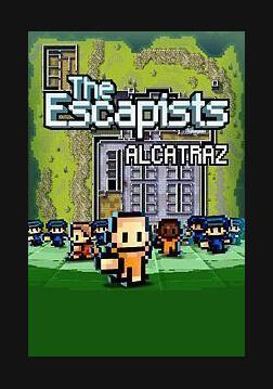 Imagem de The Escapists - Alcatraz