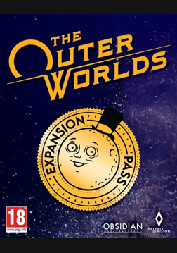 Imagem de The Outer Worlds Expansion Pass (Epic)