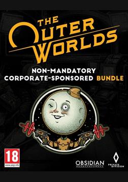 Imagem de The Outer Worlds: Non-Mandatory Corporate-Sponsored Bundle (Epic)