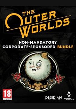 Imagem de The Outer Worlds: Non-Mandatory Corporate-Sponsored Bundle (Steam)