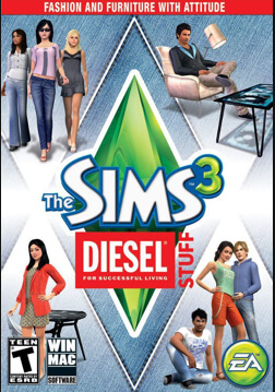 The Sims? 3: Diesel Stuff Pack