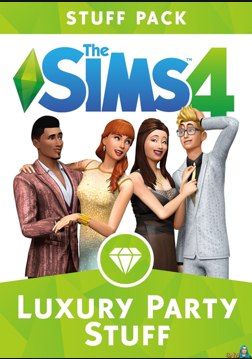 Resim The Sims™ 4 Luxury Party Stuff Pack