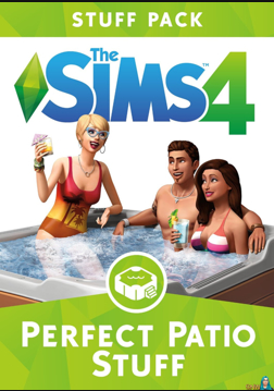 Resim The Sims™ 4 Perfect Patio Stuff Pack
