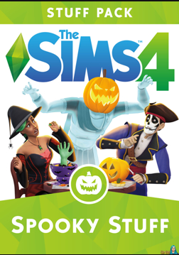 Resim The Sims™ 4 Spooky Stuff Pack