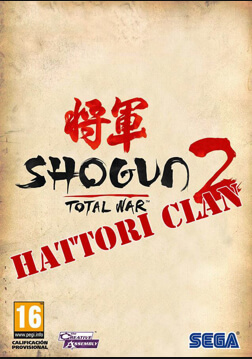 Total War: Shogun 2 - Hattori Clan Pack