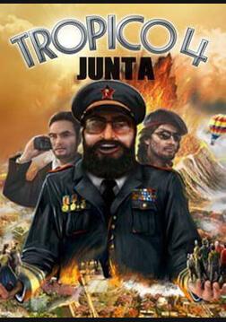 Picture of Tropico 4: Junta Military DLC