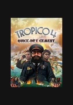 Picture of Tropico 4: Quick-dry Cement DLC