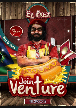 Tropico 5: Joint Venture (Steam)