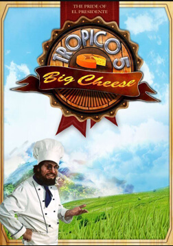 Tropico 5: The Big Cheese (Steam)