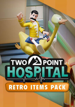 Picture of Two Point Hospital - Retro Items Pack