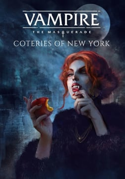 Vampire: The Masquerade - Coteries of New York Artbook