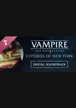 Afbeelding van Vampire: The Masquerade - Coteries of New York Soundtrack