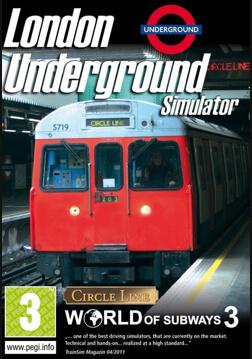 World of Subways 3 - London Underground