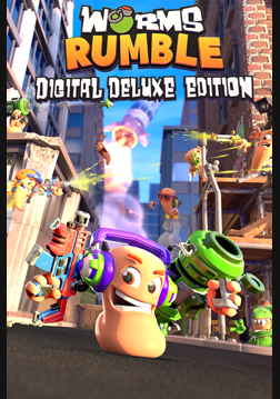 Worms Rumble Digital Deluxe Edition