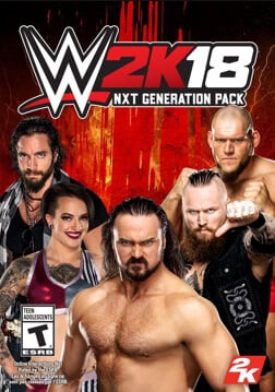 WWE 2K18 NXT Generation Pack (ROW)