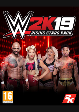 Picture of WWE 2K19 Rising Stars Pack