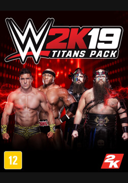 WWE 2K19 - Titans Pack (ROW)