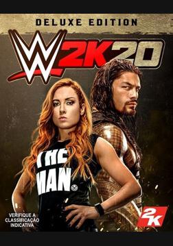 Bild von WWE 2K20 Deluxe Edition Pre-order