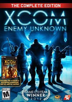 Imagem de XCOM: Enemy Unknown - The Complete Edition