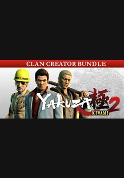 Yakuza Kiwami 2 Clan Creator Bundle DLC