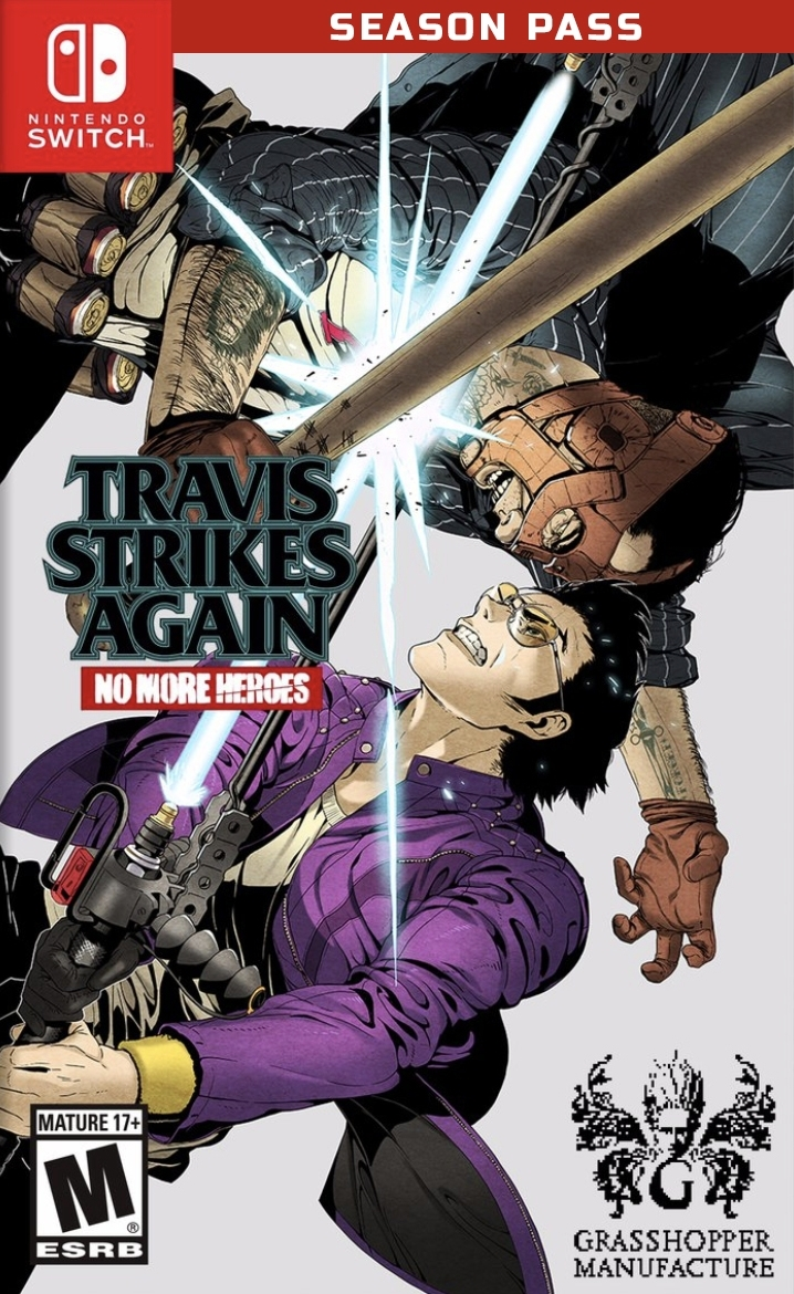Picture of Travis Strikes Again: No More Heroes Season Pass