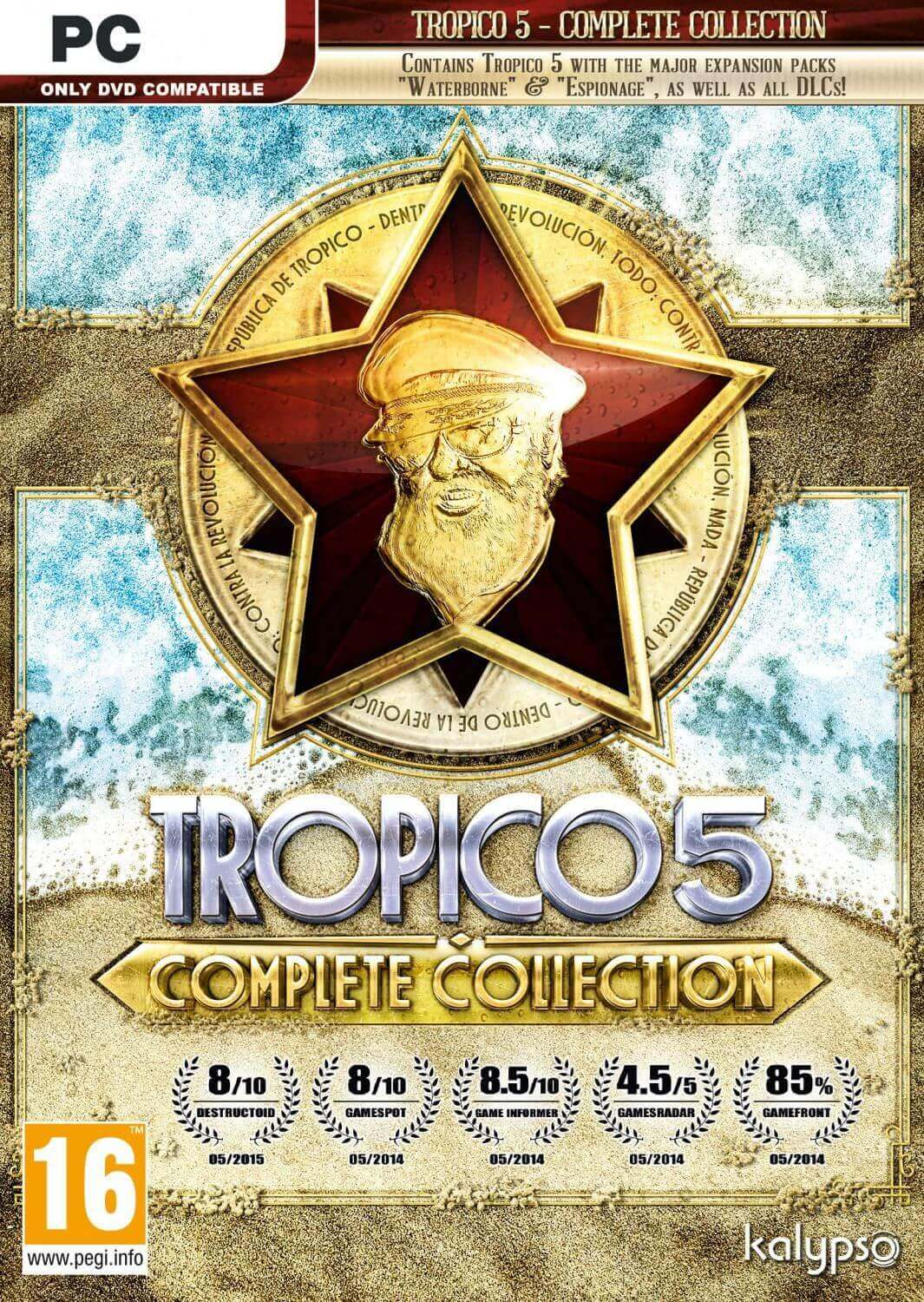 Tropico 5 – Complete Collection