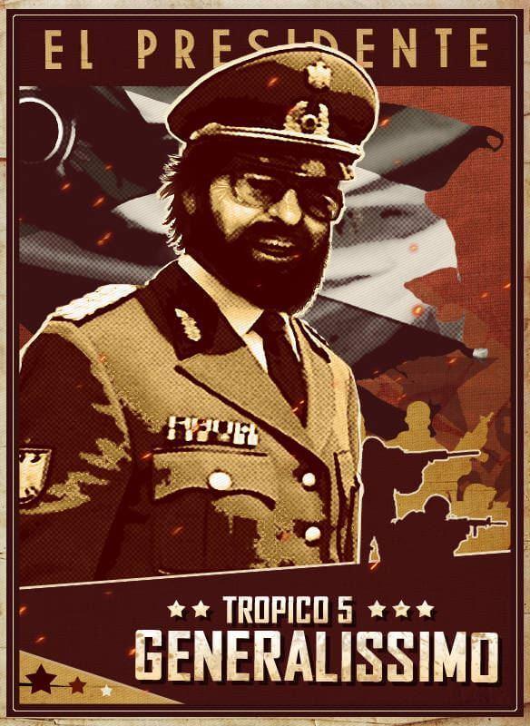 Tropico 5: Generalissimo (Steam)