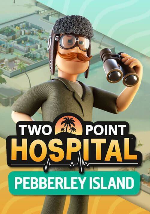 Two Point Hospital – Pebberley Island. ürün görseli
