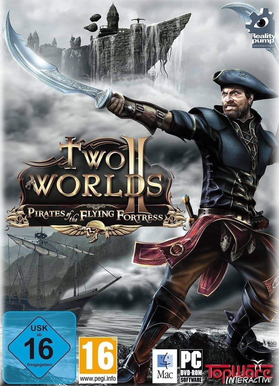 Two Worlds II : Pirates of the Flying Fortress DLC (WW)