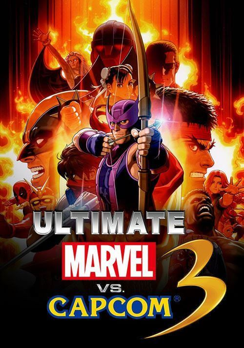 Imagem de ULTIMATE MARVEL VS. CAPCOM 3