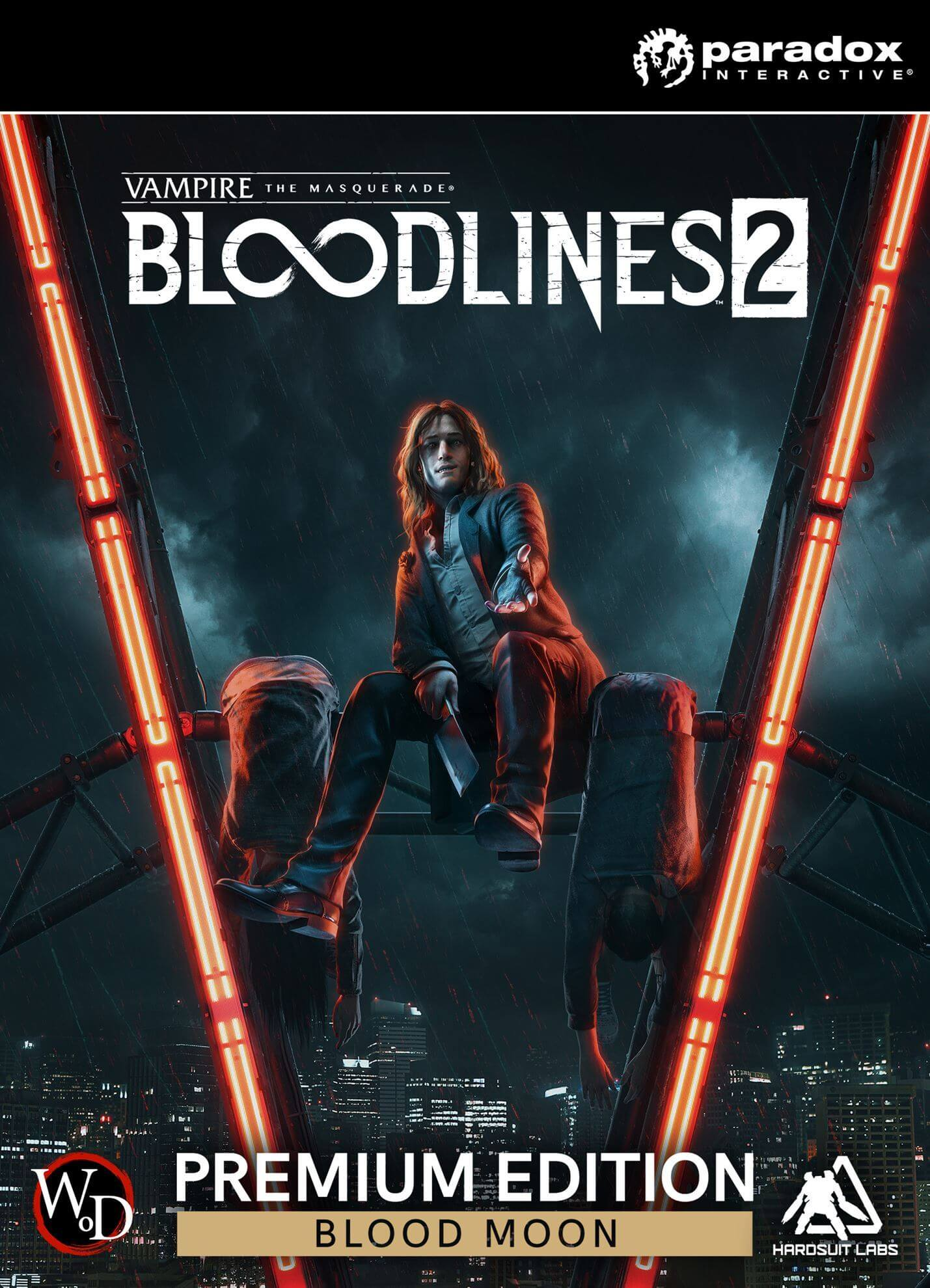 Bild von Vampire: The Masquerade® - Bloodlines™ 2: Blood Moon Edition