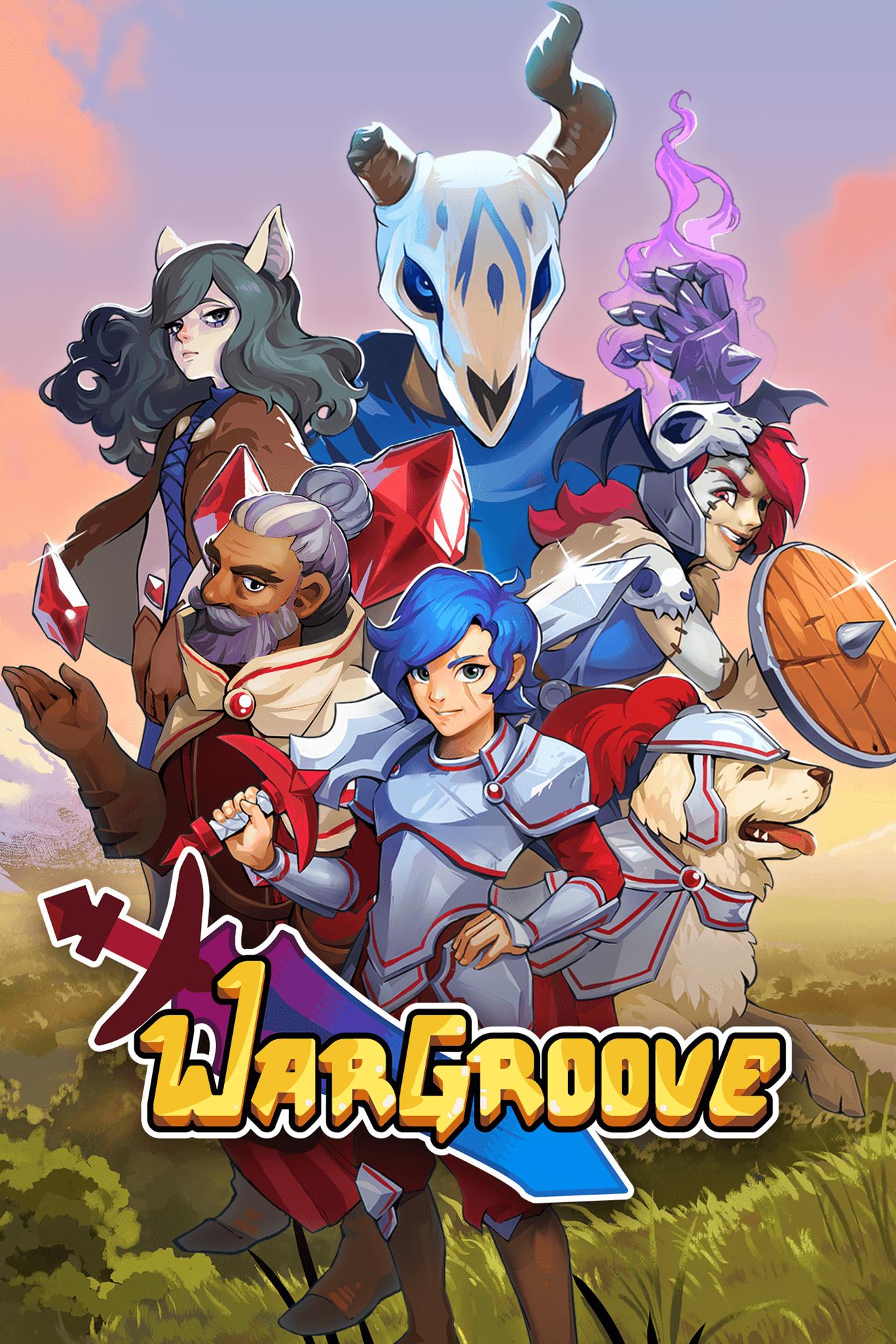 WarGroove (ROW)