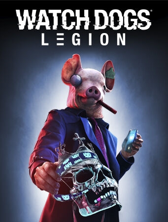 Bild von Watch Dogs: Legion - Pre Order - Uplay