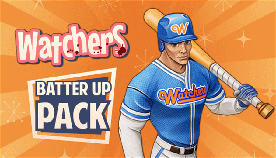 Watchers: Batter Up Pack. ürün görseli