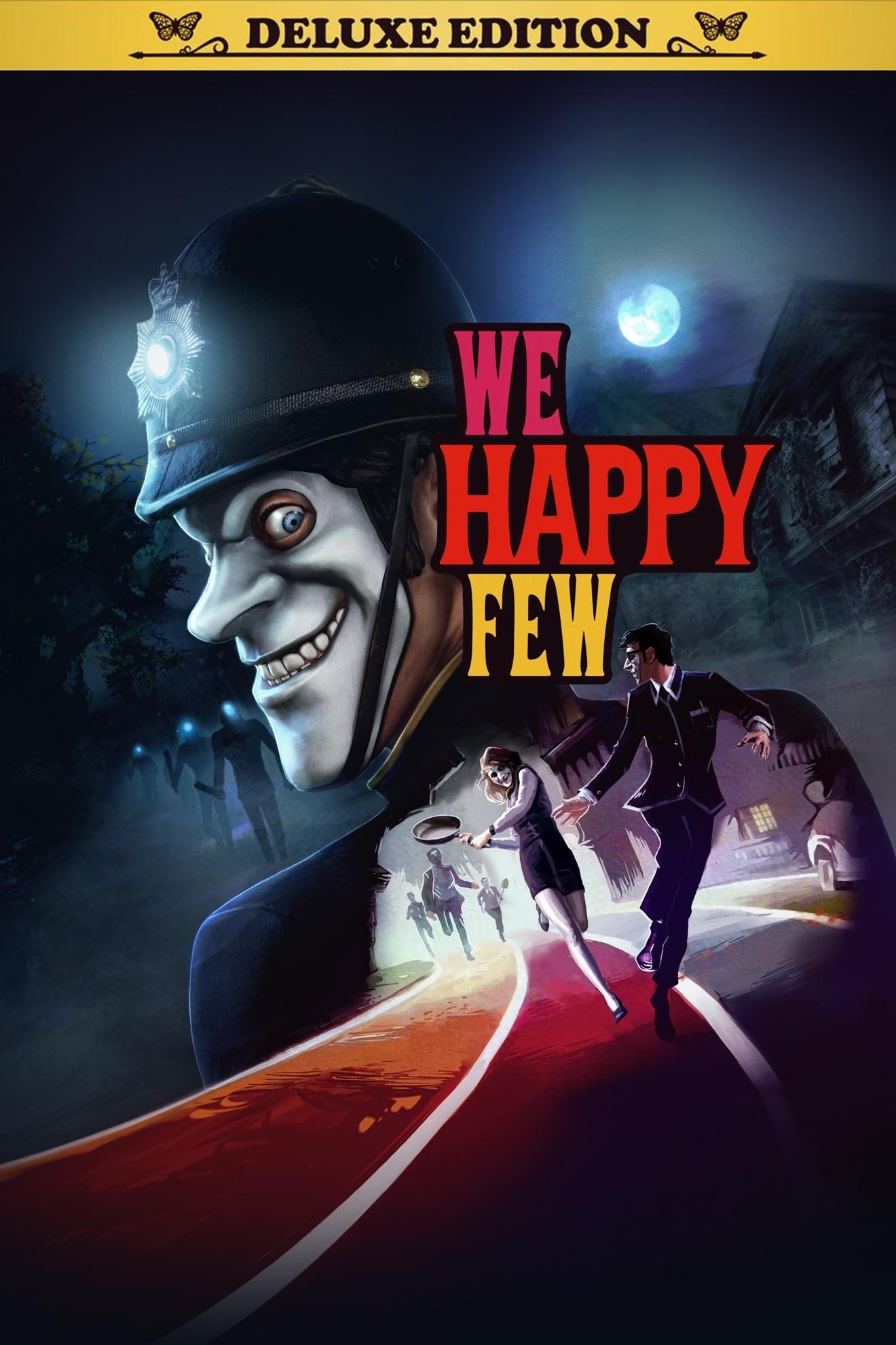 We Happy Few - Deluxe Edition