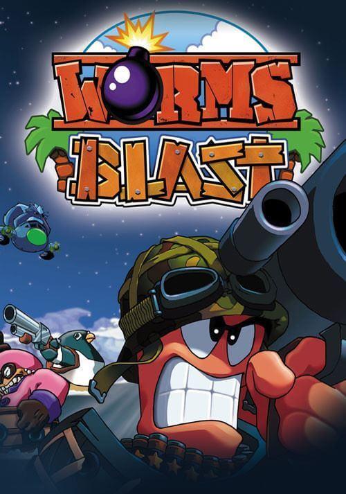 Worms Blast. ürün görseli