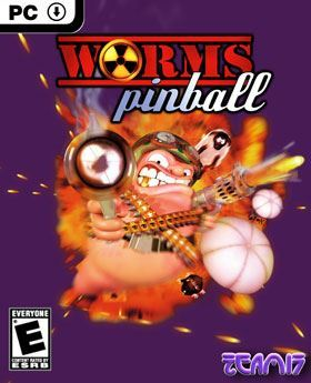 Imagem de Worms Pinball