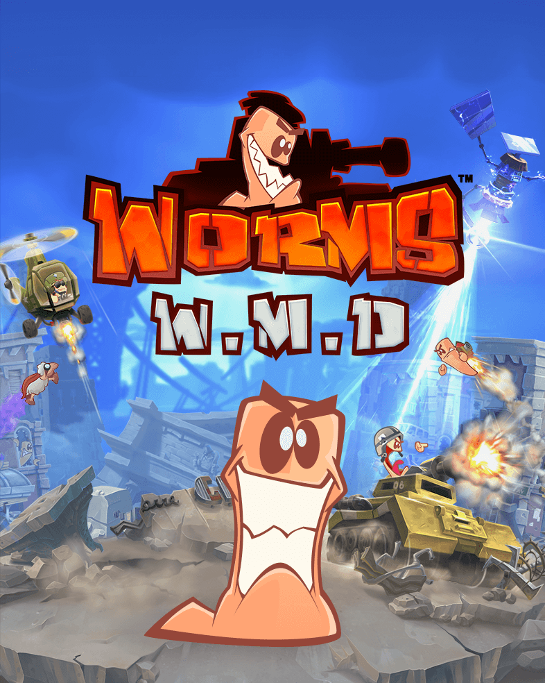 Worms W.M.D (ROW)