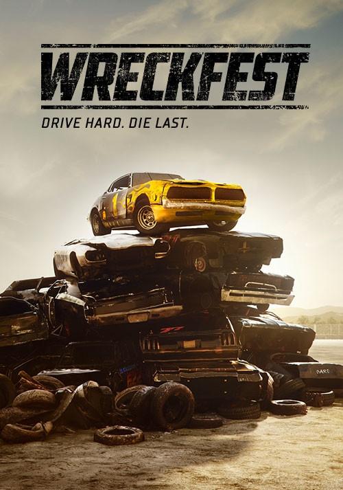 Imagem de Wreckfest