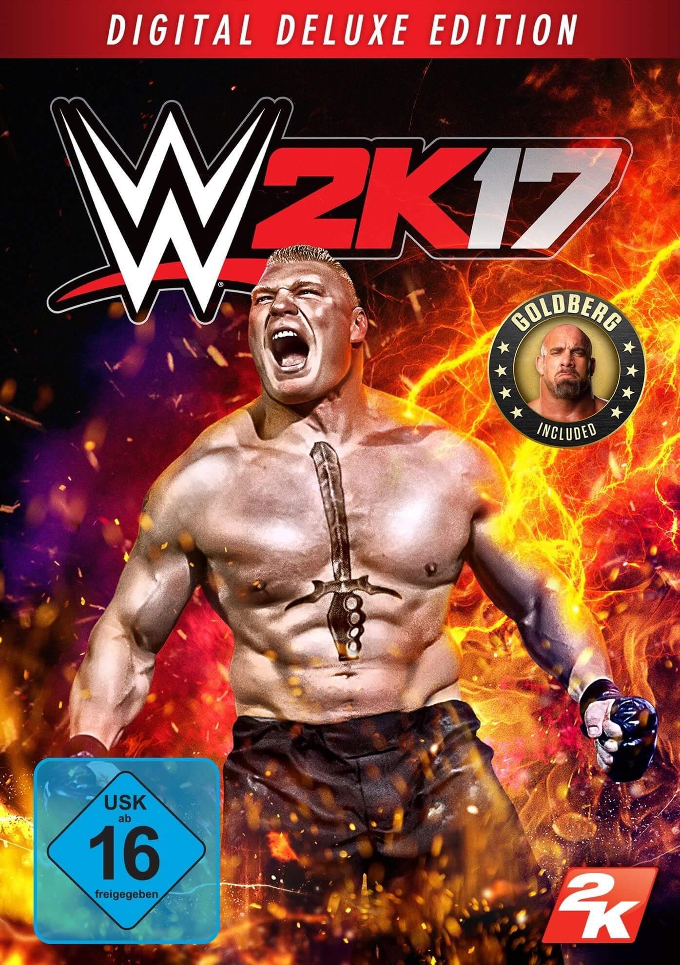 WWE 2K17 Digital Deluxe (EU)