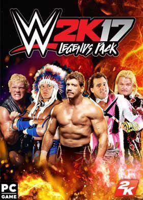 WWE 2K17 - Legends Pack. ürün görseli