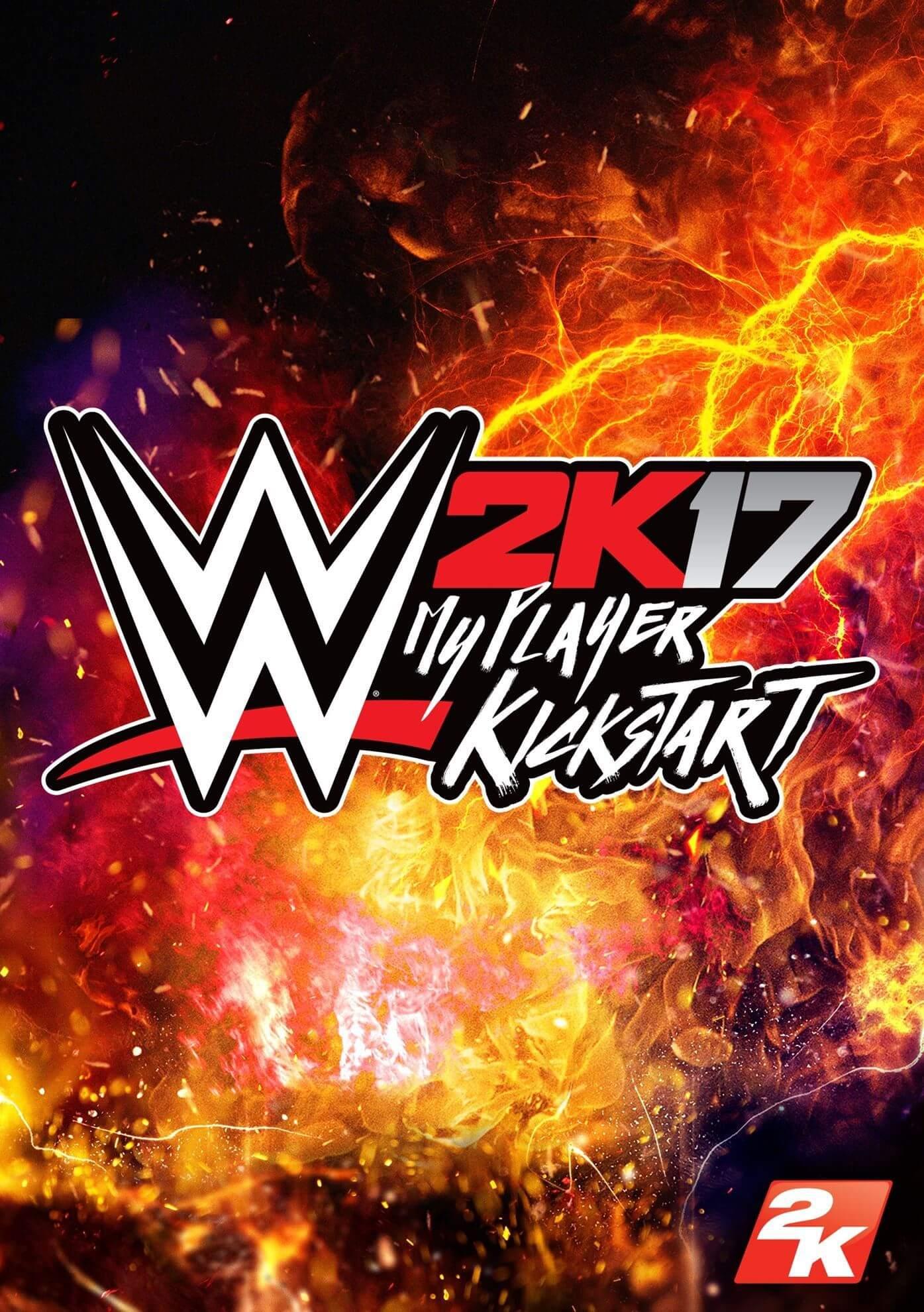 WWE 2K17 - MyPlayer Kick Start (WW)