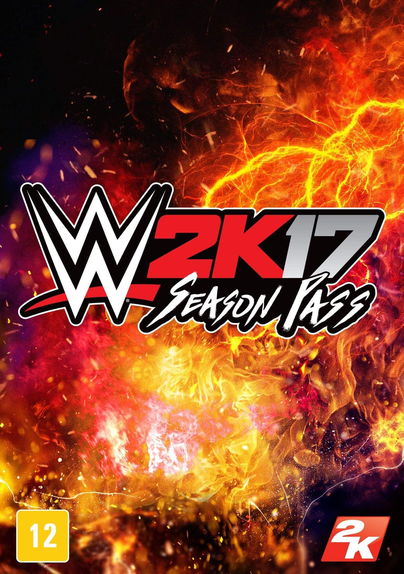 WWE 2K17 - Season Pass (ROW)