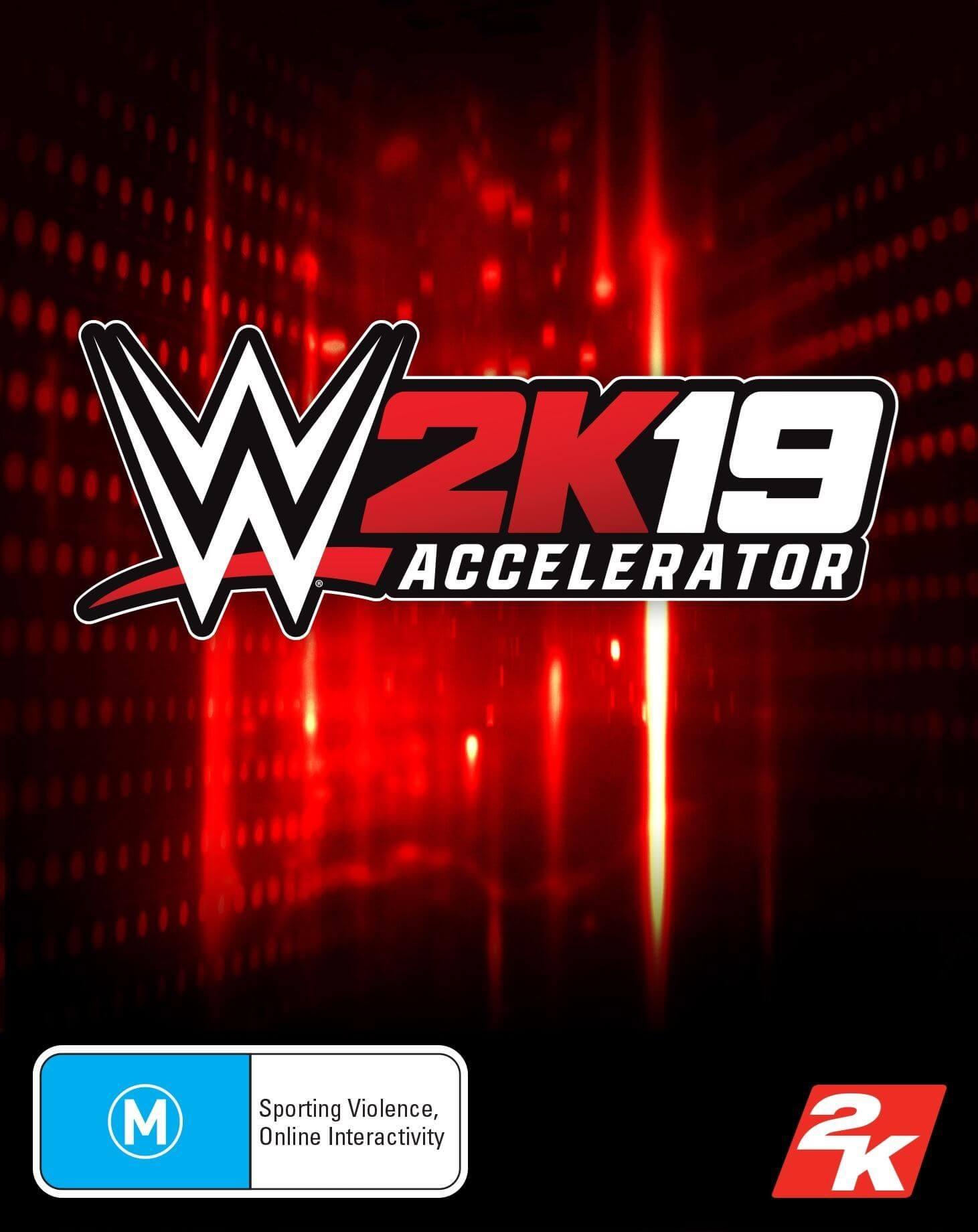 WWE 2K19 - Accelerator (ROW)