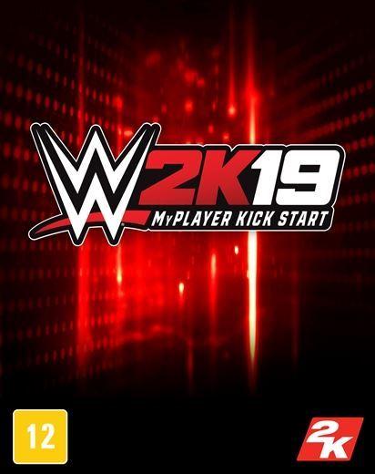 WWE 2K19 - MyPlayer KickStart. ürün görseli