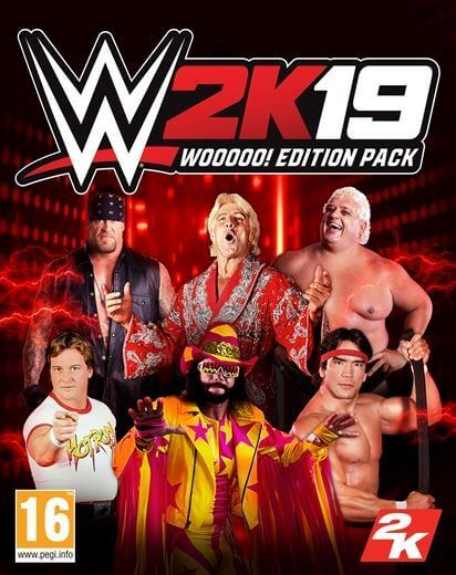 Picture of WWE 2K19 - WOOOOO! Edition Pack