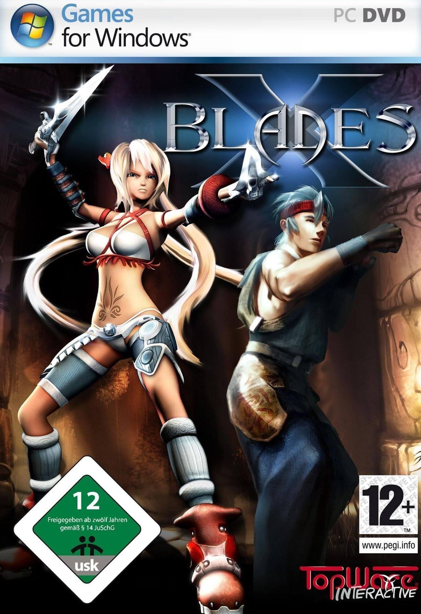X-Blades (WW)